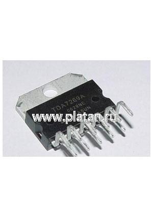 TDA7269A, 11-Multiwatt STMicroelectr., цена купить | усилители аудио
