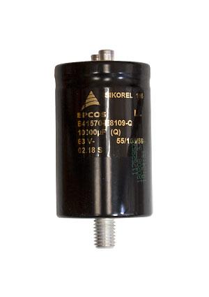 B41570E8109Q, Radial, Can - Screw Terminals, 63V 10000uF /51.6*80.7/105 С M5