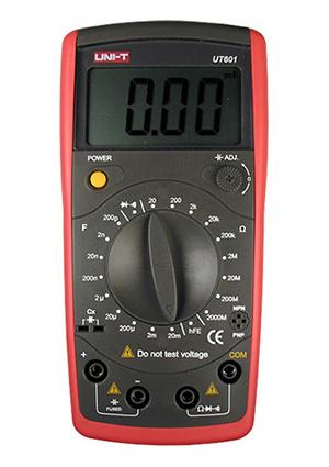 UT601, Измеритель RС
