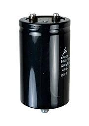 B43457B5228M, конденсатор электролитический 2200мкФ 450В под винт