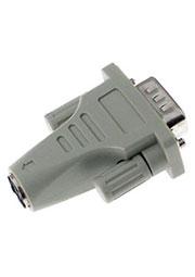 AD-008, переходник для мыши DB9M-miniDIN6F