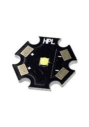 HPL-M28QW2FA, светодиод SMD 2,8*2,8 мм, на звезде 0,2 Вт, белый холодный