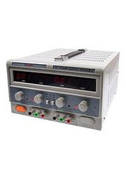 HY5005E-2, лабораторный блок питания импульсный 0-50В/5Aх2