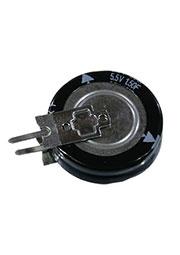 EECS5R5V155, ионистор 1,5Fx5,5V -25+70Cсерия SG табл.тип(Panasonic)