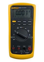 FLUKE 83V, цифровой мультиметр