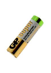 GP 15A-BC4 ALKALINE  ( LR6AA316 ), батарейка GP 15A, alkaline,  ( LR6,AA,316 ), 1 шт.