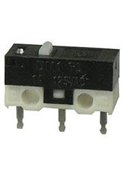 DM1-00P-130G-G, микропереключатель 125В 1А