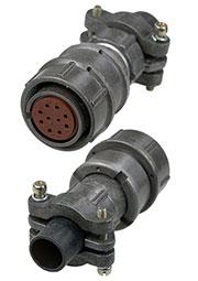 2PM22-10TKQB2, розетка на кабель 10 контактов (аналог 2РМТ22КПН10Г1В1В)
