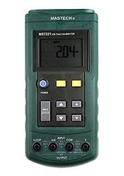 MS7221, калибратор петли тока