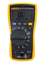 FLUKE 115, Мультиметр цифровой True RMS (Госреестр РФ)