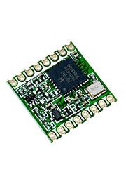 RFM95W-868S2, модем 868МГц FSK/GFSK/MSK/GMSK/LoRa/TM OOK SPI