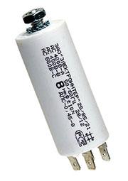 ДПС 8МКФ Х 450В(ИСП.1) конденсатор пусковой, (17-19г.)(аналог К78-98)