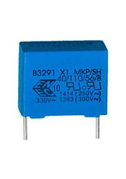 B32912A3223M, X1 конденсатор шаг 10мм 22мкФ 330В