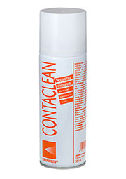 CONTACLEAN 200ML, CONTACLEAN, Очиститель контактов на масляной основе, аэрозоль, 200мл