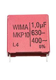 MKP1J041006G00JSSD, (MKP 10-630В-1 мкФ 5%)