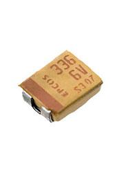 B45190E1336K209, танталовый SMD конденсатор  33 мкф х 6.3В тип R 10
