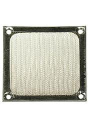 K-MF08E-4HA, фильтр метал. для вентилятора 80х80мм