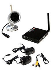 W3-CLM3211 + W3-RL004, беспроводная система видеонаблюдения с одной камерой