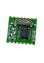RFM12B-433-S1, модем 433МГц FSK SPI