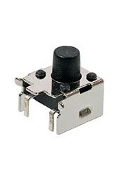 IT4-1102USB9-160G-G, кнопка тактовая 7х7 угл. SMD h=7мм
