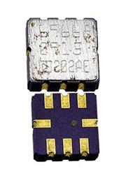 ADXL202AE, акселерометр Х,Y,2g инд LCC-8