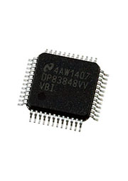 DP83848IVV/NOPB, Интерфейс Ethernet