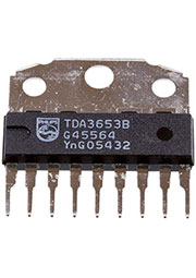 TDA3653B, SIL9P