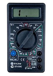 DT-830C, Бытовой мультиметр