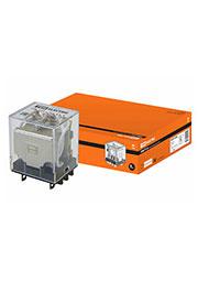 SQ0701-0001, Реле 3пер. 10A/230VAC (без модульного разъема)