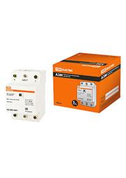 SQ1504-0001, АЗМ 20А-220В, Реле напряжения однофазное 20А