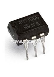 АОТ162А, Оптопара транзисторная [DIP-6]