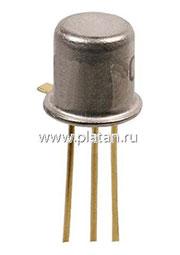 КП302БМ, Транзистор, N-канал [TO-18]