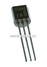 2SC1344, Транзистор