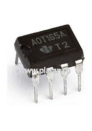 АОТ165А, Оптопара транзисторная [DIP-8] (5П26)