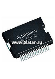 TLE6240GP, 16ch.Switch    PDSO-36-12