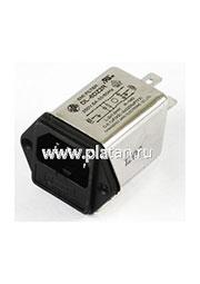 DL-6DZ2R, Сетевой фильтр