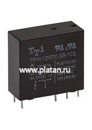 TRIH-12VDC-SD-1CH-R, Реле 1пер. 12V / 10A, 250VAC