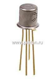 2Т368А, Транзистор NPN малой мощности, высокочастотный