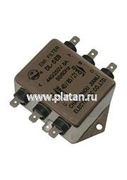 DL-5EB, Трехфазный сетевой фильтр