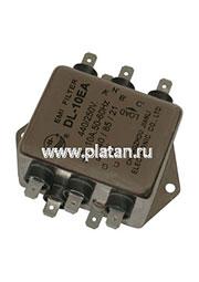 DL-10EA, Трехфазный сетевой фильтр