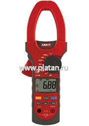 UT208, Клещи токоизмерительные цифровые ACA DCA  с автоматическим выбором диапазона (OBSOLETE)