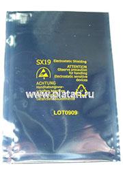 SM 102x152, Пакет упаковочный антистатический (1шт)