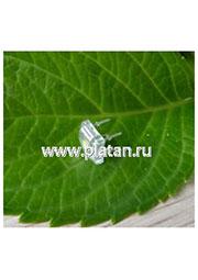 BL-FL760RPGC, Светодиод  Пиранья  зеленый 160  5000мКд 525нМ (Ultra Pure Green)