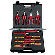 8160 VDE, Набор высоковольтных инструментов 12 предметов