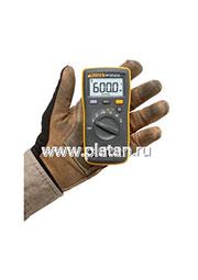 Fluke 107, Мультиметр цифровой (Госреестр РФ)