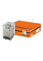 SQ0701-0003, Реле 3 пер. 5A/230VAC (без модульного разъема)