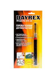DAYREX-20, Горелка газовая