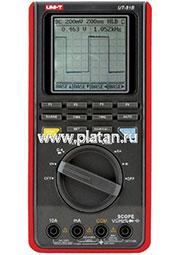 UT81B, Осциллограф-мультиметр 8МГц