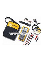 FLUKE 289/FVF, Мультиметр цифровой промышленный True RMS, регистрирующий с ПО FlukeView Forms (Госре