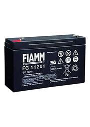 FG11201, аккумулятор 6В, 12АЧ, 151Х50Х94
